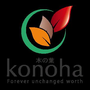 木の葉オリジナル製品<br>Konoha original
