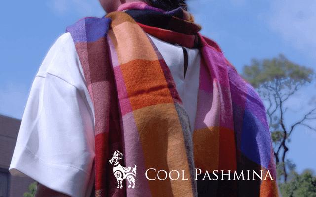 Cool Pashmina クール パシュミナ