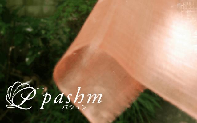 天女の羽衣のよう・・・ パシュン
