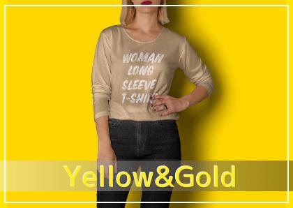 黄色・金色系