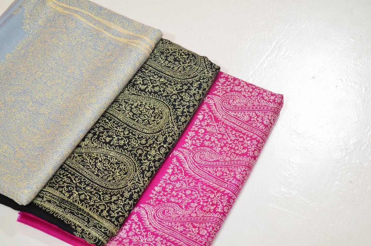 カシミール刺繍|ソズニ(Sozni)とアーリ(Aari)とは何でしょうか?