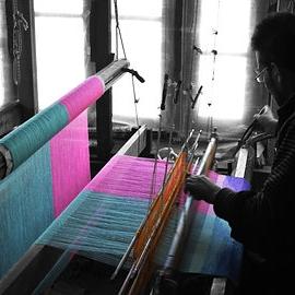 織る(Weaving)