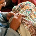 カシミール刺繍=Kashida(カシダ)|素晴らしい手刺繍の王様