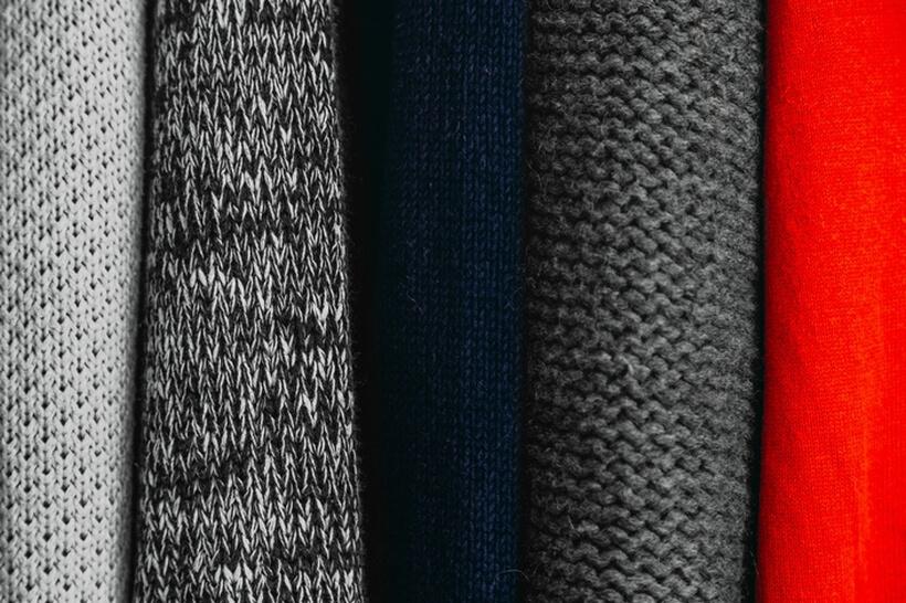 ストールを差し色に使う|カシミヤ/パシュミナの選び方