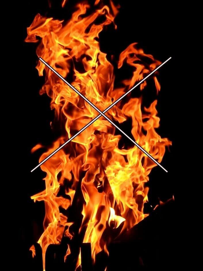 Not Burning
