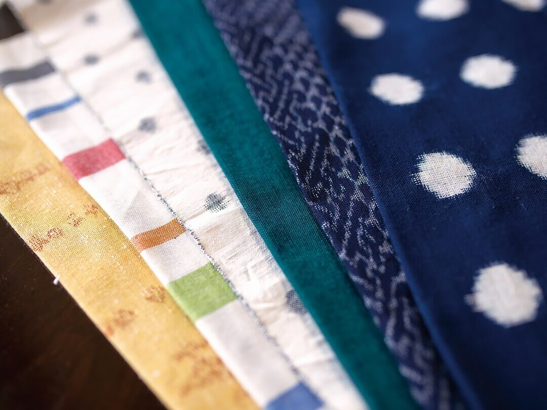 絣(かすり)とイカット(ikat) カシミールとの繋がりとその起源|織物の不思議