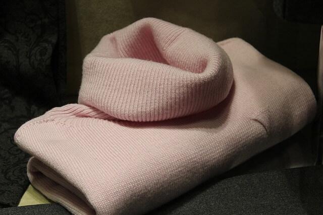 メリノウール セーター